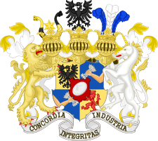 225px-Great_coat_of_arms_of_Rothschild_family.svg