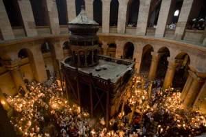 Ierusalim biserica Sfantului Mormant